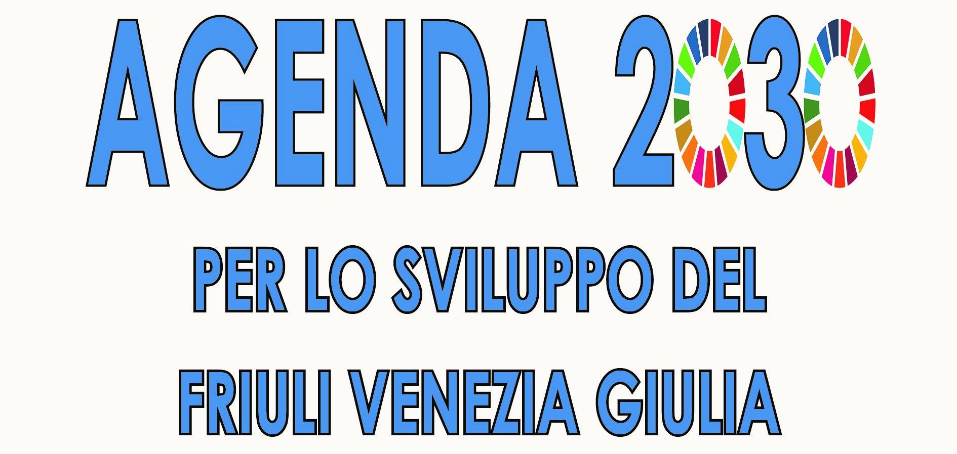 Gli obbiettivi dell'Agenda 2030 in Friuli Venezia-Giulia